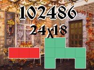 Puzzle полимино №102486