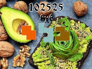 Puzzle полимино №102525