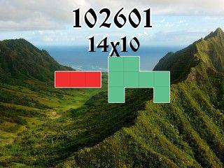 Puzzle полимино №102601