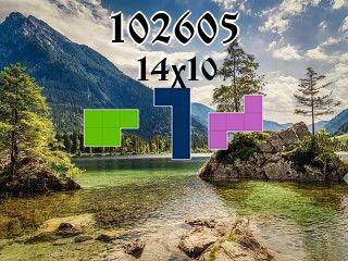 Puzzle полимино №102605