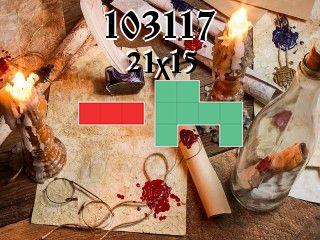 Puzzle полимино №103117