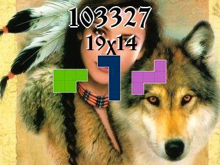 Puzzle полимино №103327