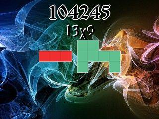 Puzzle полимино №104245