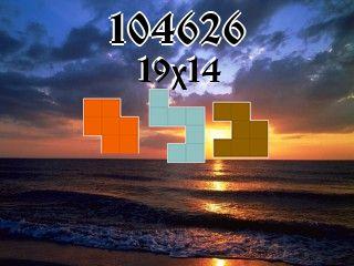 Puzzle полимино №104626