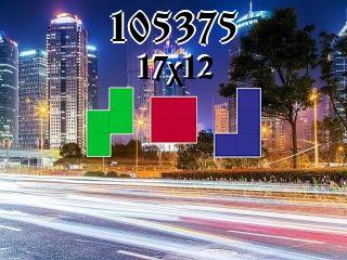Puzzle полимино №105375