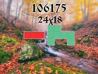 Puzzle полимино №106175
