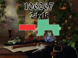 Puzzle полимино №106267