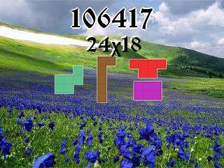 Puzzle полимино №106417