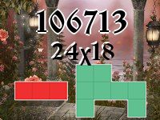 Puzzle полимино №106713