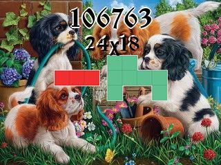 Puzzle полимино №106763