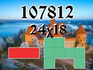 Puzzle полимино №107812