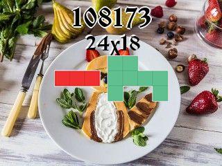 Puzzle полимино №108173