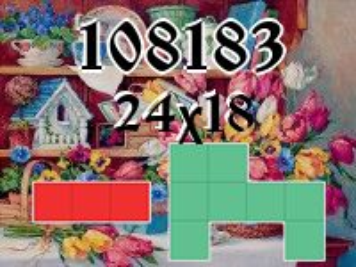 Puzzle полимино №108183