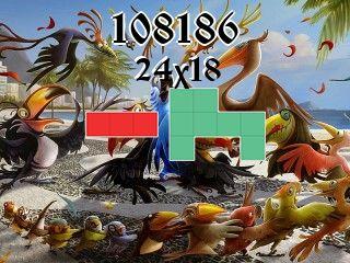 Puzzle полимино №108186