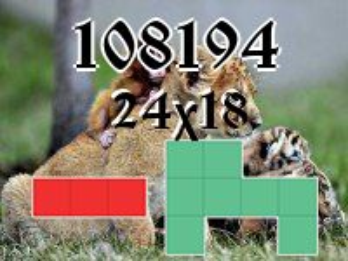 Puzzle полимино №108194