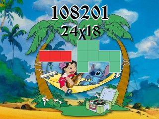 Puzzle полимино №108201