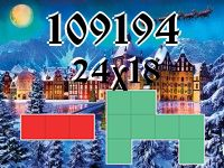 Puzzle полимино №109194