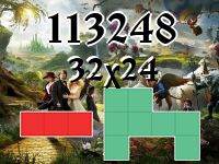 Puzzle полимино №113248