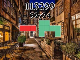 Puzzle полимино №113299