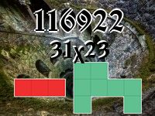 Puzzle полимино №116922
