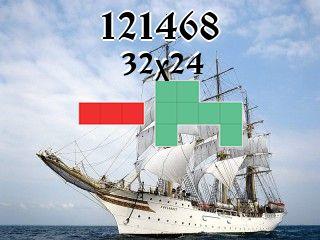 Puzzle полимино №121468