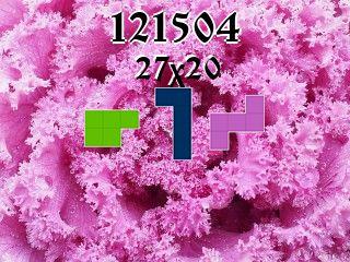Puzzle полимино №121504