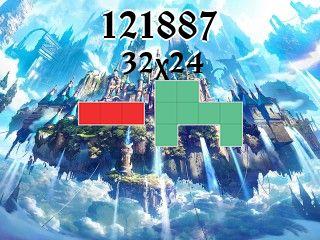 Puzzle полимино №121887