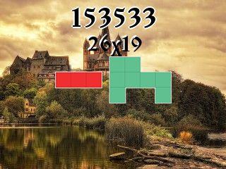 Puzzle полимино №153533