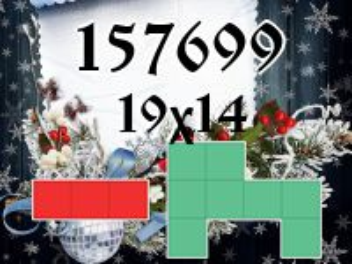 Puzzle полимино №157699