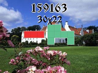 Puzzle полимино №159163