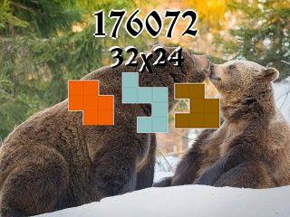 Puzzle полимино №176072