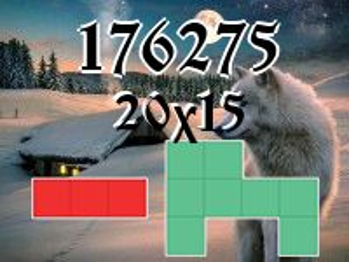 Puzzle полимино №176275