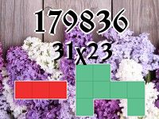 Puzzle полимино №179836