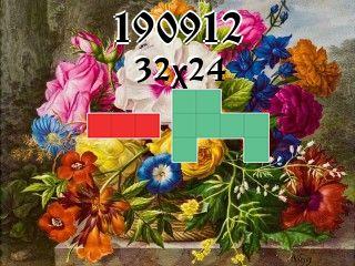 Puzzle полимино №190912