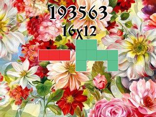 Puzzle полимино №193563
