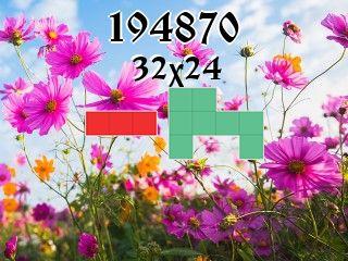 Puzzle полимино №194870