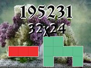 Puzzle полимино №195231
