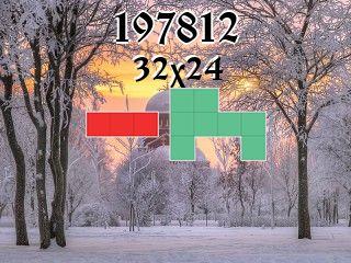 Puzzle полимино №197812