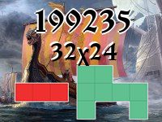 Puzzle полимино №199235