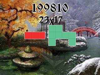 Puzzle полимино №199810