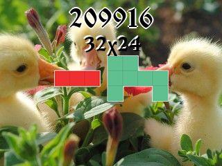 Puzzle полимино №209916