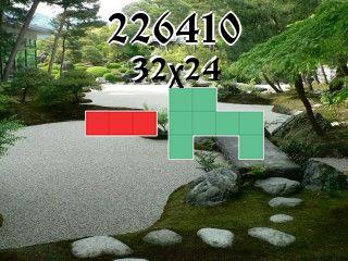 Puzzle полимино №226410
