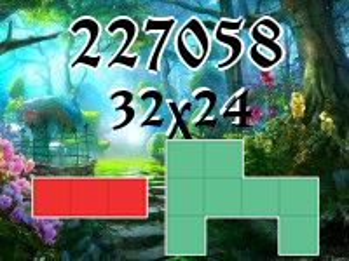 Puzzle полимино №227058