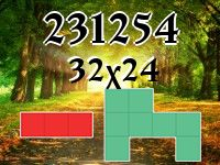 Puzzle полимино №231254