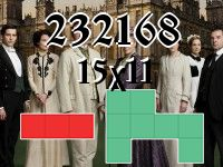Puzzle полимино №232168