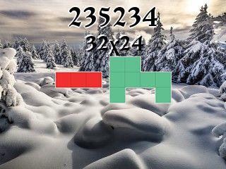 Puzzle полимино №235234