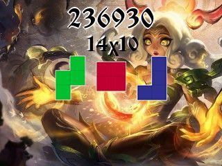 Puzzle полимино №236930