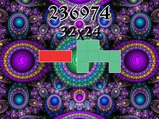Puzzle полимино №236974