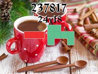 Puzzle полимино №237817