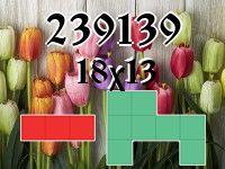 Puzzle полимино №239139